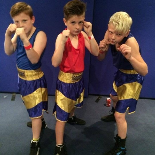 Gosport Boxing Club Offers Boxing And Fitness Classes For