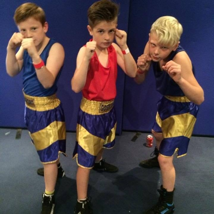 Gosport Boxing Club Kids And Youth